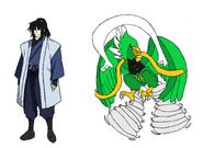 Gennosuke Kouga aka Fujin