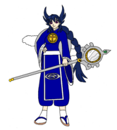 Cure Tsukiyomi