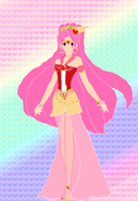 Goddess cure Aphrodite outfit