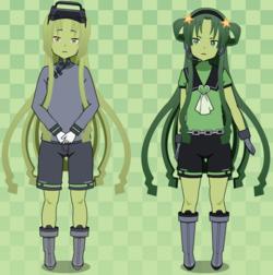 (Past) Cure Alien - Zeta