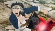 Asta is ready to fight