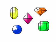 Candy gems