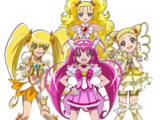 Holy Light Pretty Cure Power♪