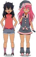 Oyasumi Z - Cure Luna (Nemu)