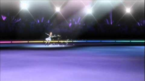 Pretty Rhythm Aurora Dream - Asechi Kyoko & Kanzaki Sonata - Aurora Rising Showdown (episode 13)-0