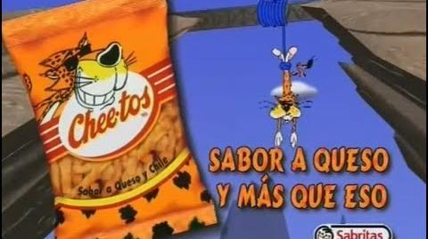 Comercial Cheetos - 1996
