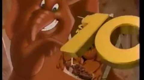 Comercial de Choco Krispis Kelloggs México 1997