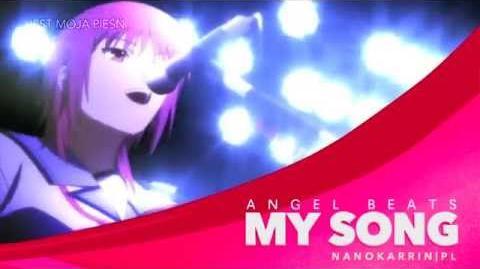 """NanoKarrin Angel Beats – My Song (""""Moja Pieśń"""")-0"""