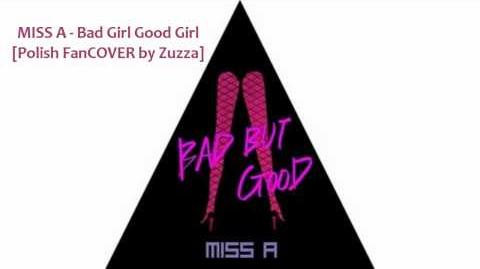Polish FanCOVER Miss A - Bad Girl Good Girl