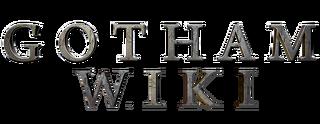 Gotham Wiki logo