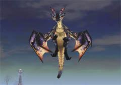 Fe dragon