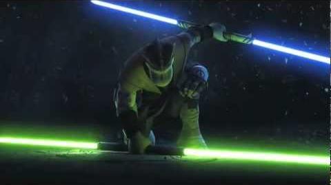 Ash - Clones (Clone Troopers vs Pong Krell)