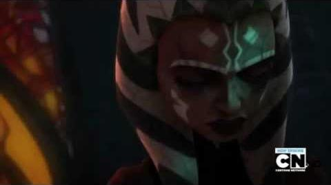 Dark Ahsoka vs Anakin and Obi-Wan (better quality)