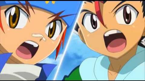 Ginka hagane and masamune kadoya's rivalry
