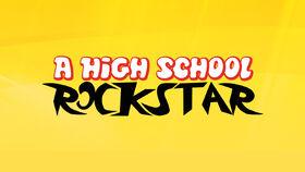 AHighSchoolRockstar