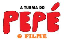 A Turma do Pepé O Filme logo