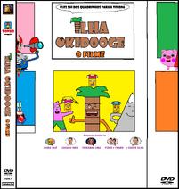 Ilha Okidooge o filme DVD