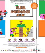 Ilha Okidooge o filme poster