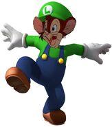Fievel as Luigi