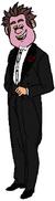 Wreck-It-Ralph as Dimitri