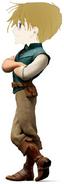 Rei as Flynn Rider