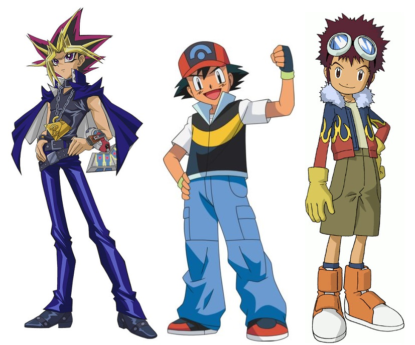 Ash ketchum ass blue eyes blue hair brock dawn pokemon