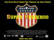 Super Hedgehog Poster