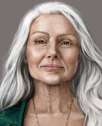 Jeonga Ong, portret