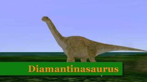 DINOSAURIA-The *NEW* & Revised cast list!