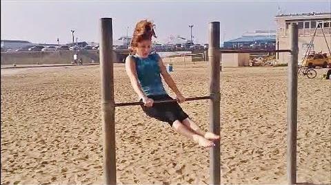 Gymnastics How To Do A Back Hip Circle On The Bars With Coach Meggin