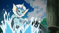 Pokémon School Vaporeon