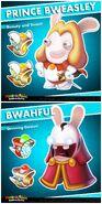 Mario rabbids kingdom battle characters by sovio9 dd21mii-fullview