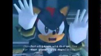 Sonic the Hedgehog - Smooth Criminal feat. Shadow the Hedgehog, Maria Robotnik