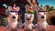Party Hat Rabbids