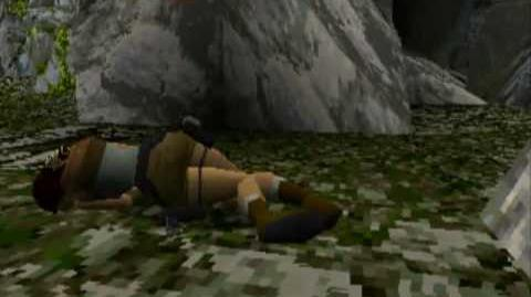 Game Over Tomb Raider (Death Animations)