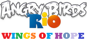 Angry Birds Rio - Wings of Hope logo