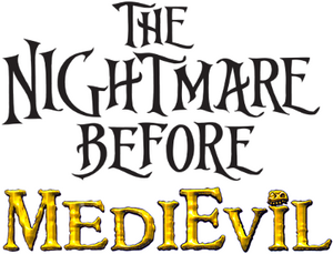 The Nightmare Before MediEvil logo