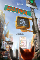Zootopia (original version)