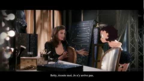 Star Eyes by Lancôme-with Sandy Fox as Betty Boop