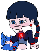 Ballistic Adorabeezle without her Blue Visor 103