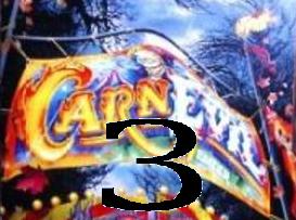 CARNEVIL 3 LOGO