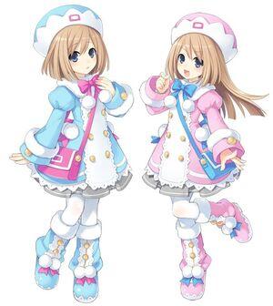 Hyperdimension Neptunia mk2 Rom&Ram