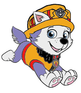 Paw Patrol Fanfic Everest Related Keywords & Suggestions - Paw