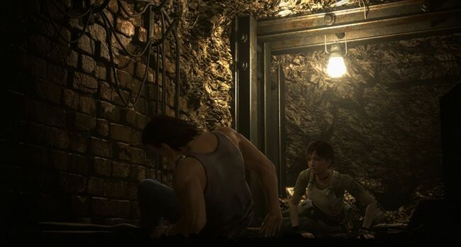Billy Coen and Rebecca Chambers Fall Rescue 17