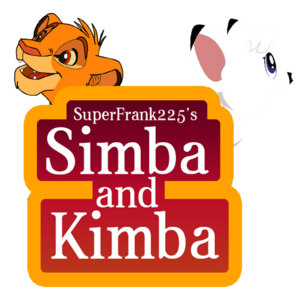 Simba and kimba logo