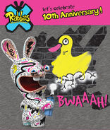 WTG RABBIDS-10YEARS