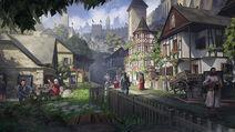 De tochht des doods dorp 3