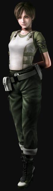 Rebecca Chambers for Resident Evil 0