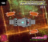 Kamen rider chronicle dlc gashacon driver sketch