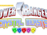 Power Rangers Crystal Beasts